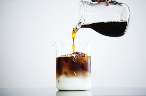 コーヒーノビーカー